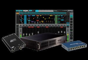 Waves LV1 Live Mixer